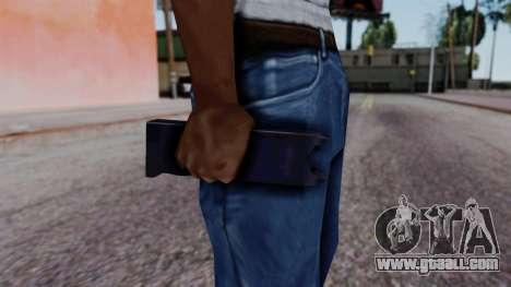 Vice City Beta Stun Gun for GTA San Andreas third screenshot