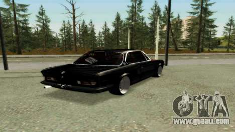 BMW 3.0 CSL JDM Style for GTA San Andreas right view