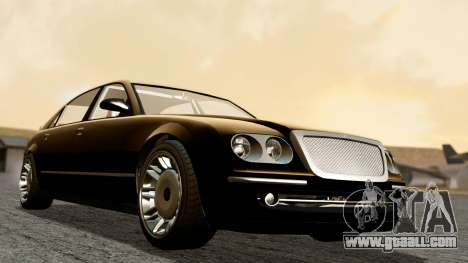 GTA 5 Enus Cognoscenti L for GTA San Andreas