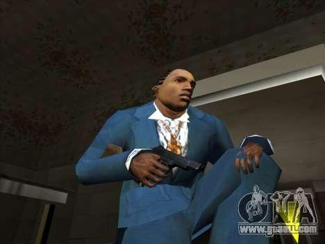 A set of Russian arms for GTA San Andreas third screenshot