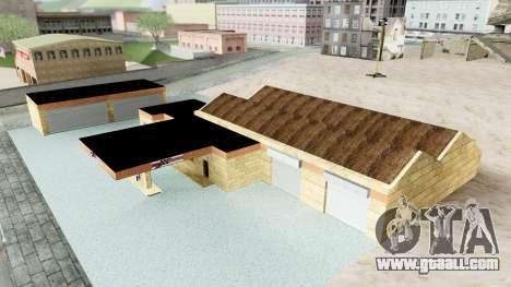 HD Doherty Garage for GTA San Andreas