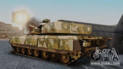 T-100 Varsuk for GTA San Andreas left view