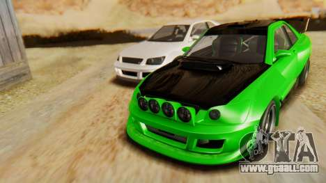 GTA 5 Karin Sultan RS IVF for GTA San Andreas