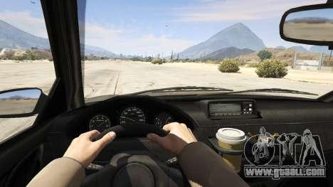 GTA 4 Schafter for GTA 5