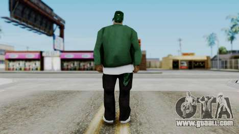 New Fam1 for GTA San Andreas third screenshot