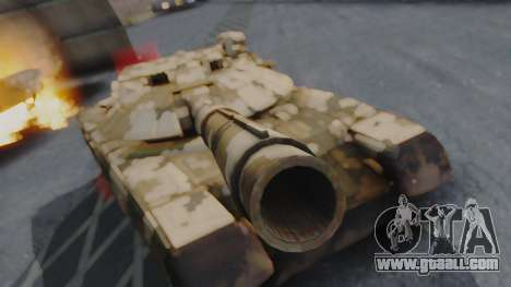 T-100 Varsuk for GTA San Andreas right view