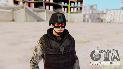 The Amazing Spider-Man 2 Game - Soldier for GTA San Andreas