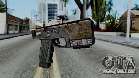 CoD Black Ops 2 - KAP-40 for GTA San Andreas