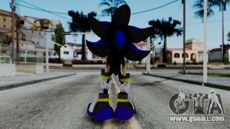 The Hedgehog for GTA San Andreas third screenshot