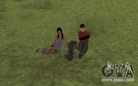 Road trip 1.0 for GTA San Andreas third screenshot