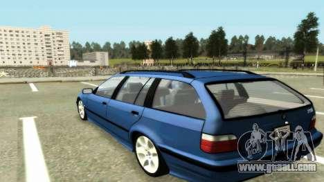 BMW 318i Wagon Touring Wagon for GTA San Andreas left view