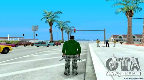 Timecyc & Colormod for GTA San Andreas second screenshot