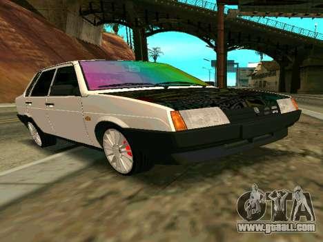 VAZ 21099 Gvr for GTA San Andreas