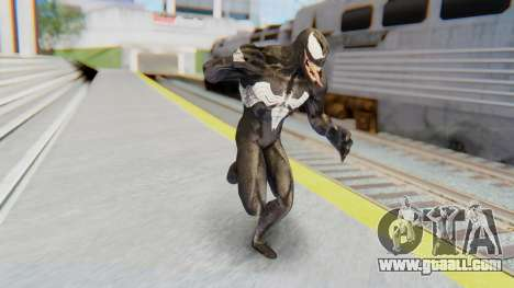 Marvel Heroes - Venom (Classic) for GTA San Andreas second screenshot