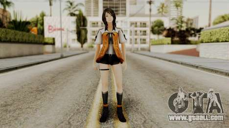 Fatal Frame 5 Yuri for GTA San Andreas second screenshot