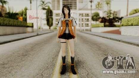 Fatal Frame 5 Yuri for GTA San Andreas second screenshot