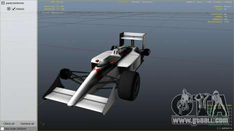 McLaren MP 44 for GTA 5