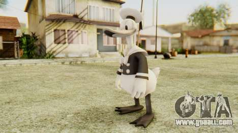 Kingdom Hearts 2 Donald Duck Timeless River v1 for GTA San Andreas second screenshot