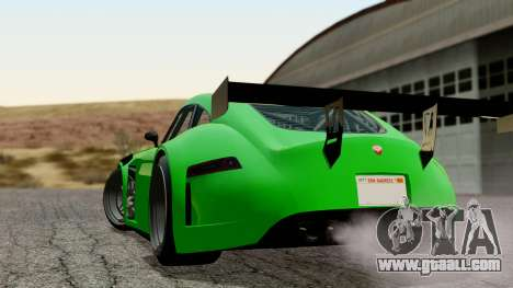 GTA 5 Bravado Verlierer Tuned for GTA San Andreas left view