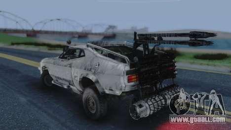 Razor Cola v1.0 for GTA San Andreas left view