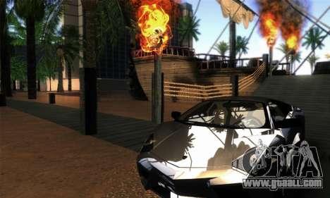 EnbUltraRealism v1.3.3 for GTA San Andreas second screenshot