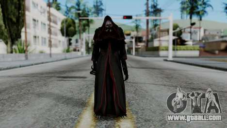 RE4 Monster Right Salazar Skin for GTA San Andreas second screenshot