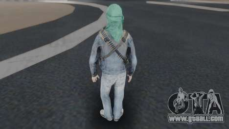 Somalia Militia for GTA San Andreas third screenshot