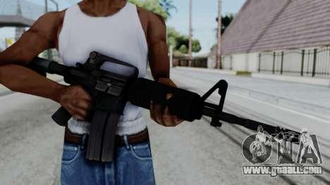 M16 A2 Carbine M727 v1 for GTA San Andreas third screenshot