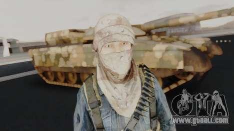 Somalia Militia Desert Camo for GTA San Andreas