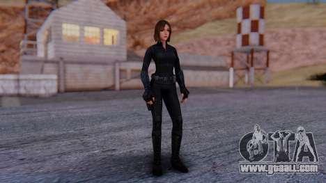 Marvel Future Fight - Daisy Johnson (Quake AOS3) for GTA San Andreas second screenshot