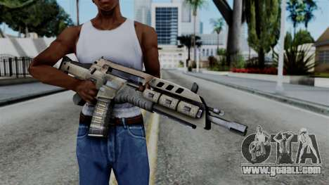 CoD Black Ops 2 - M8A1 for GTA San Andreas third screenshot