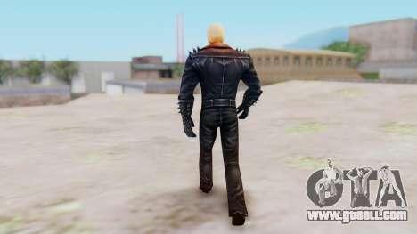 Marvel Future Fight - Ghost Rider for GTA San Andreas third screenshot