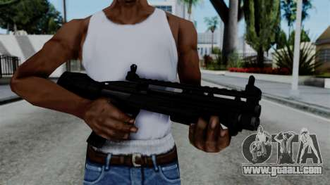 CoD Black Ops 2 - KSG for GTA San Andreas third screenshot