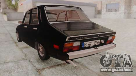 Dacia 1310 1979 for GTA San Andreas left view