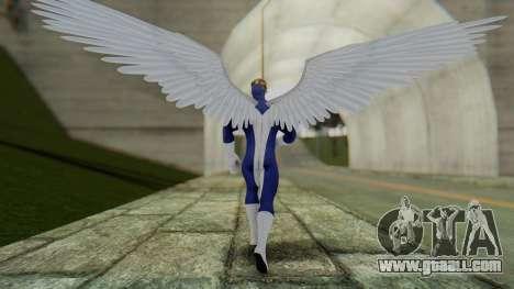 Marvel Heroes - Angel for GTA San Andreas third screenshot