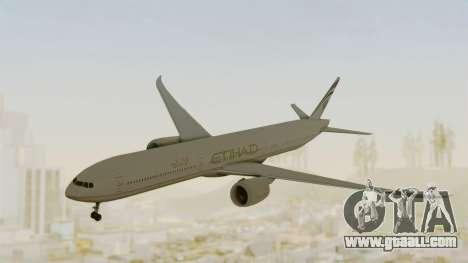 Boeing 777-9x Etihad Airways for GTA San Andreas