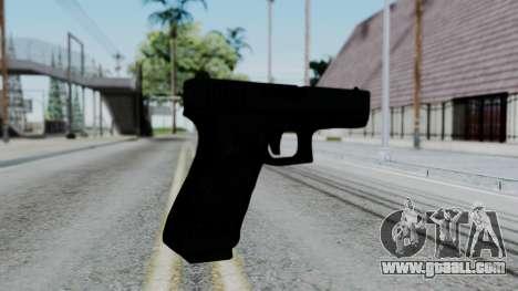 Glock 18 for GTA San Andreas second screenshot