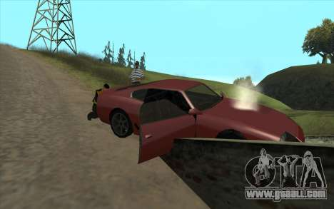 Road trip 1.0 for GTA San Andreas second screenshot