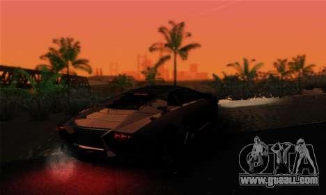 EnbUltraRealism v1.3.3 for GTA San Andreas forth screenshot