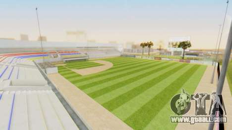 Stadium LV for GTA San Andreas forth screenshot