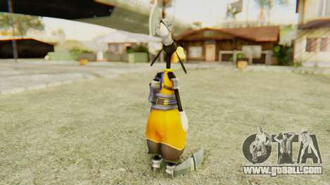 Kingdom Hearts 1 Goofy Disney Castle for GTA San Andreas third screenshot