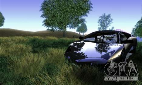 EnbUltraRealism v1.3.3 for GTA San Andreas
