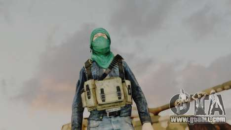 Somalia Militia for GTA San Andreas