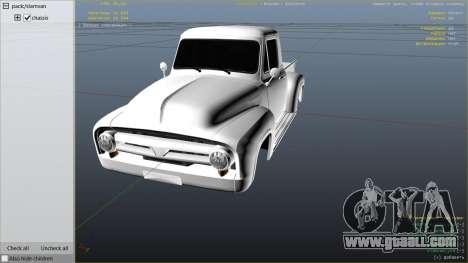 Ford FR100 1953 for GTA 5