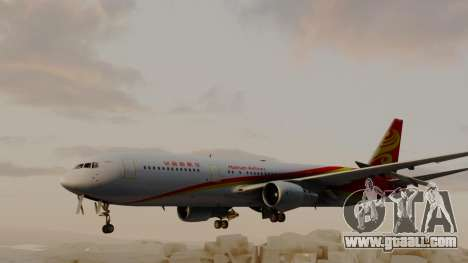Boeing 767-300ER Hainan Airlines for GTA San Andreas