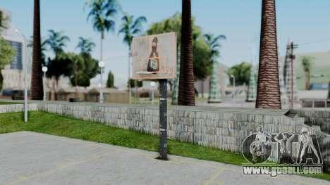 New Basketball Court for GTA San Andreas