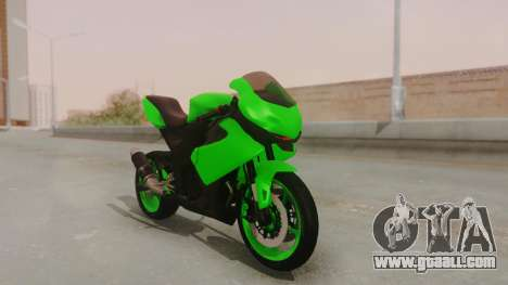Bajaj Pulsar 200FS for GTA San Andreas