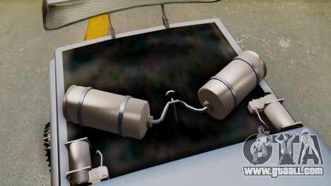 Slamvan v2.0 for GTA San Andreas right view