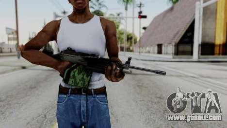 MG4 for GTA San Andreas third screenshot