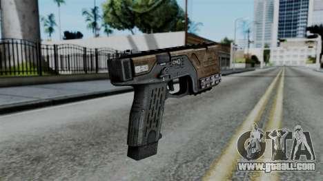 CoD Black Ops 2 - KAP-40 for GTA San Andreas second screenshot